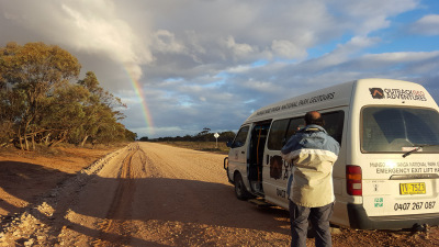 Mungo National Park Day Tour from Balranald