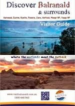 Balranald Visitor Guide
